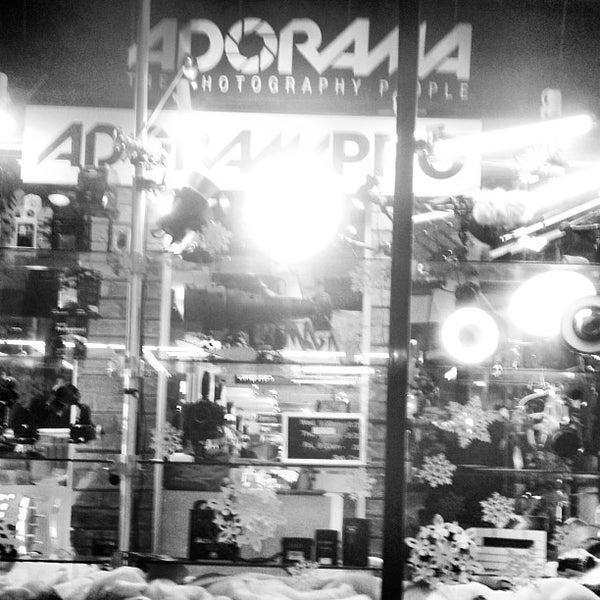 Photo taken at Adorama by kenyatta c. on 2/19/2013