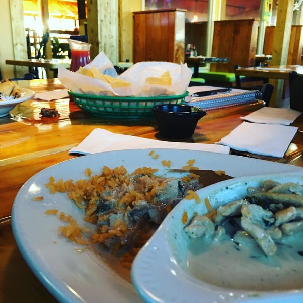 Good Mexican Food In Memphis