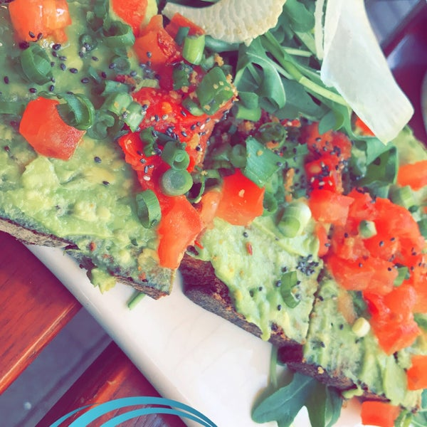 Photo taken at Le Pain Quotidien by Sultan . on 3/23/2017