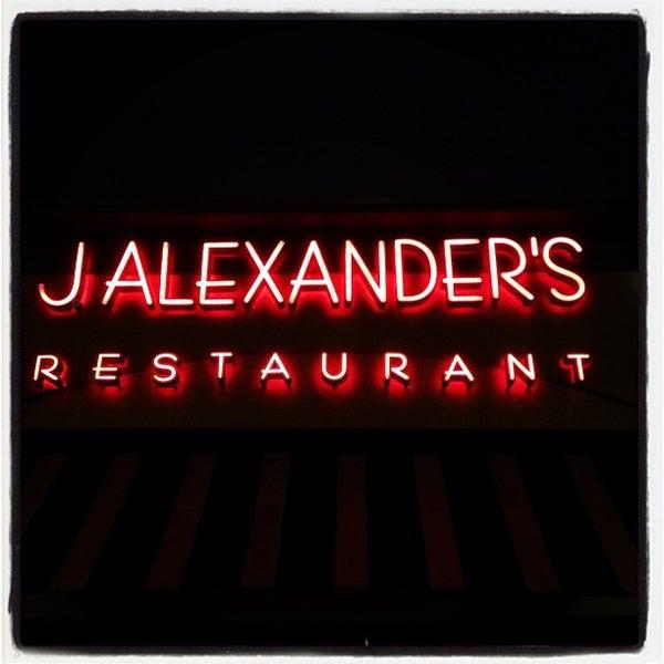 J alexander 39 s restaurant american restaurant in hickory for J alexander s boca