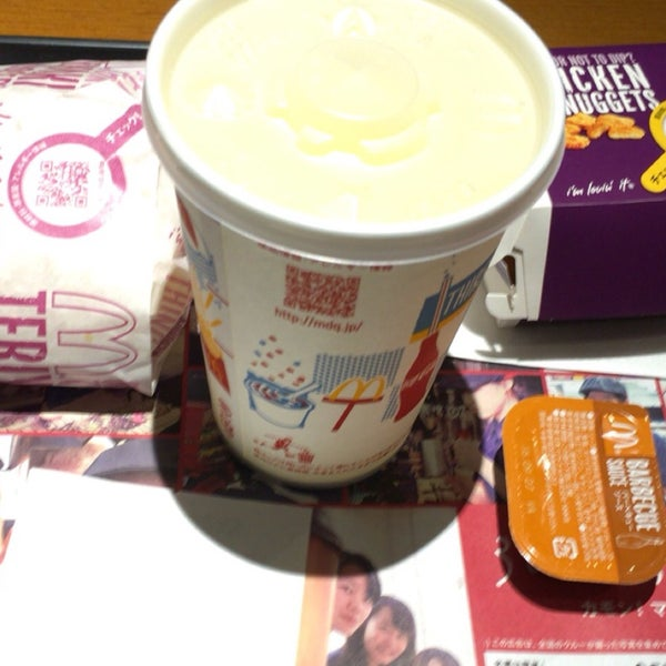 Photo taken at McDonald's by ぴーちゃん on 5/28/2016