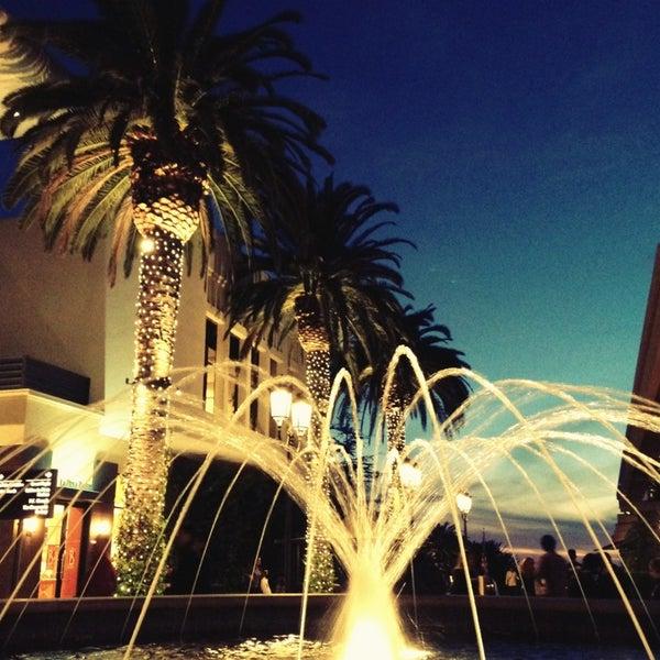 Photo taken at Fashion Island by Ivan R. on 12/25/2012