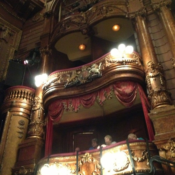 Foto scattata a The London Palladium da Luca Z. il 1/3/2013