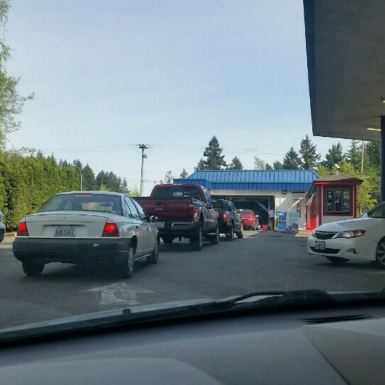 Car Wash In Bremerton