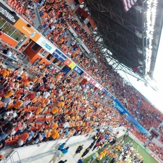 Photo prise au BBVA Compass Stadium par David le6/23/2013