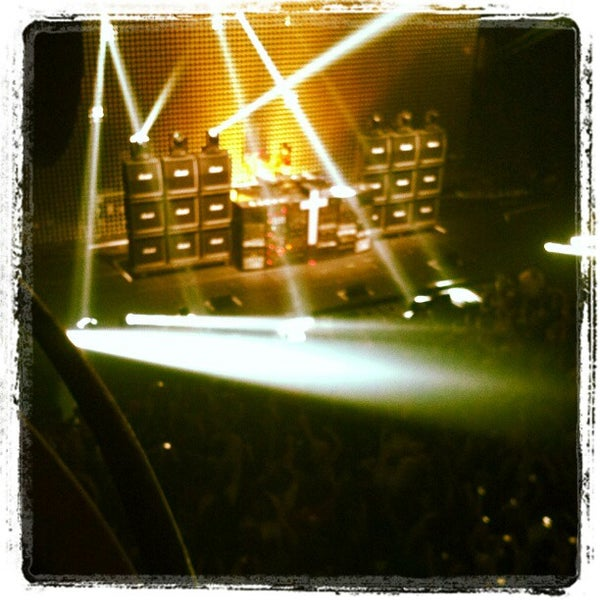 Photo taken at Hammerstein Ballroom by Heath M. on 10/22/2012