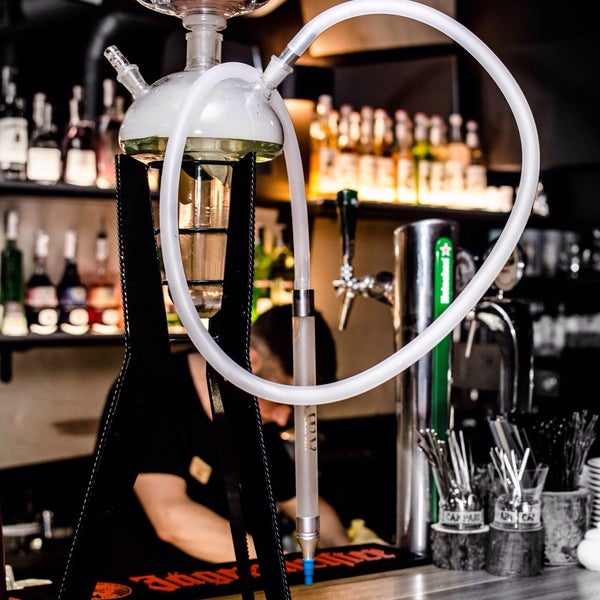 Снимок сделан в Lounge Bar GUSTOÚ | ГУСТОЙ пользователем Татьяна В. 7/1/2016