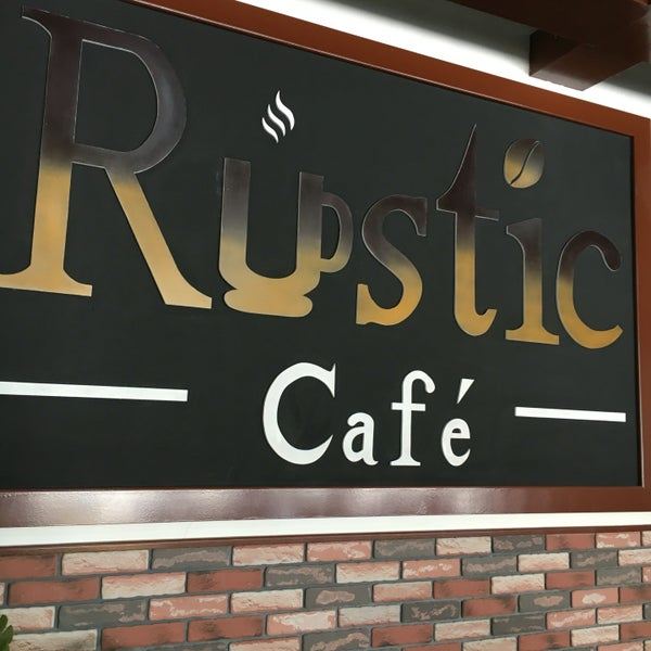 photo taken at rustic cafe by earl g on 632016