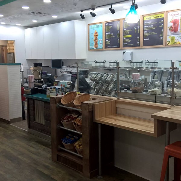 photo taken at tropical smoothie cafe by tropical smoothie cafe on 1026 2015 - Tropical Cafe 2015
