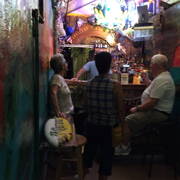 Photo taken at Smallest Bar by Ryan D. on 7/1/2017