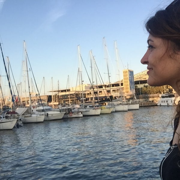 Photo taken at OneOcean Port Vell Barcelona by Cnn G. on 8/2/2016