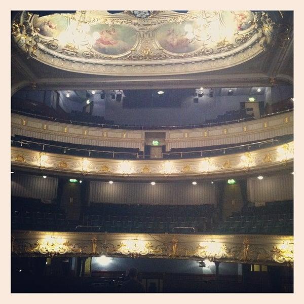 Photo taken at Buxton Opera House by Jennifer M. on 9/18/2013