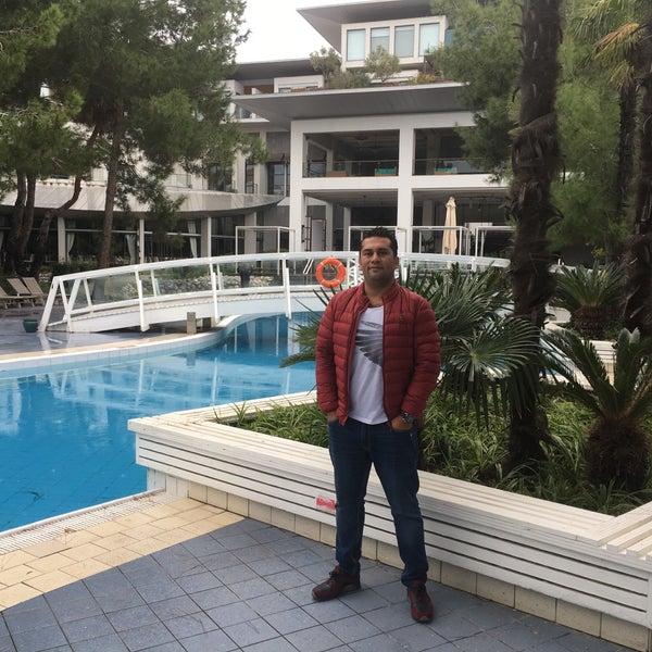 12/31/2017 tarihinde ♣️GÖKHAN♠️ ⚜.ziyaretçi tarafından LykiaWorld & LinksGolf Antalya'de çekilen fotoğraf