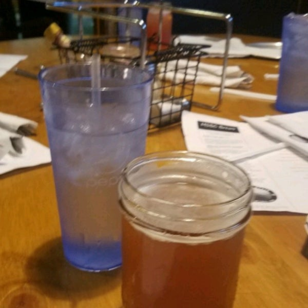 Photo taken at Mountain State Brewing Co. by Miss Vicki on 4/2/2017