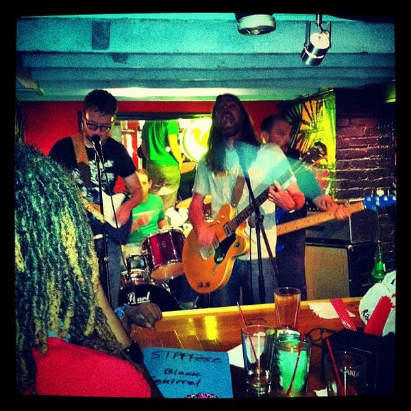 Photo taken at The Black Squirrel by Brett E. on 10/6/2012