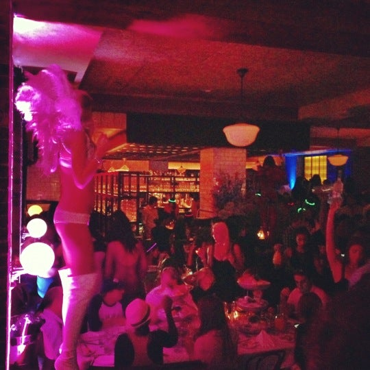 Photo taken at Lavo by Noah S. on 9/22/2012