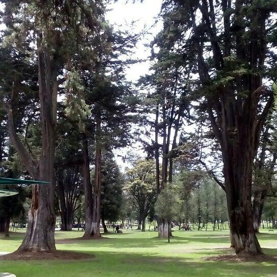 Foto tomada en Parque El Ejido por Oscar H. el 11/9/2015