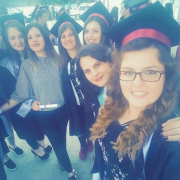 Photo taken at küplü çok programlı anadolu lisesi by Betül Nur D. on 6/3/2016