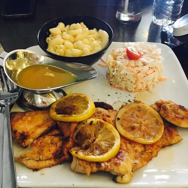 Photo taken at LeBOSS Restaurant by YaNa D. on 2/24/2017