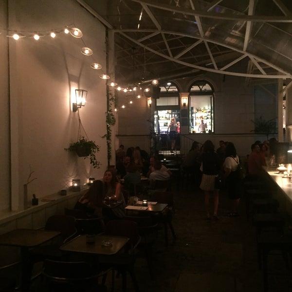 Photo taken at Jasmine Gastro Bar by Miran N. on 9/17/2017