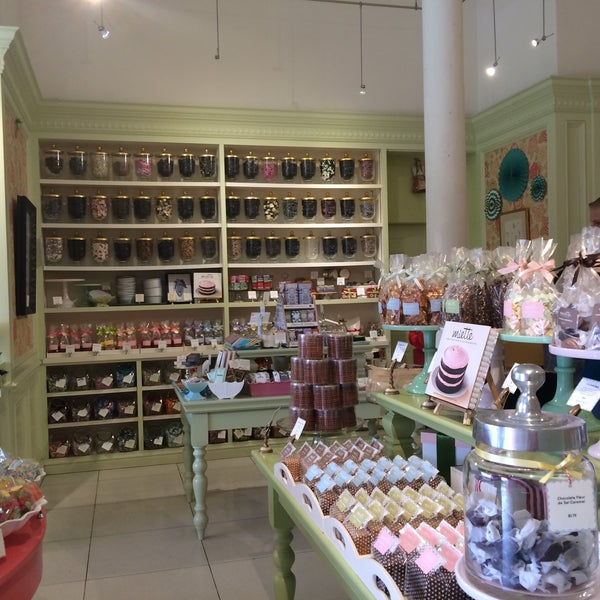 Photo taken at Miette Patisserie by Kimmie N. on 8/6/2016