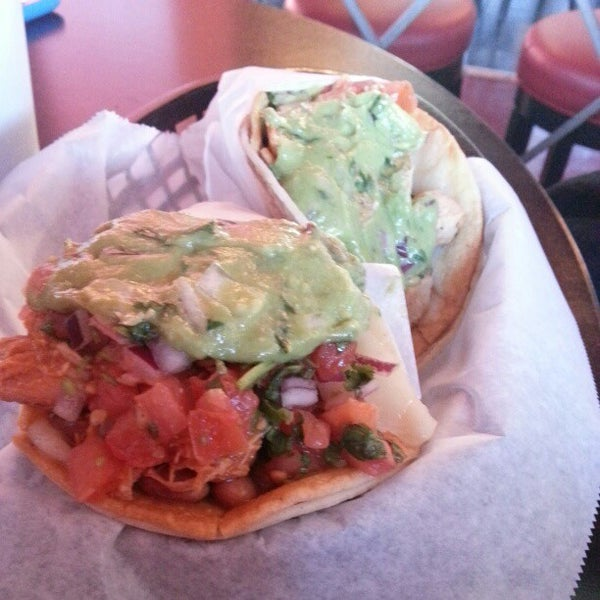 Photo taken at Nick's Crispy Tacos by Mark M. on 1/26/2013