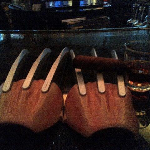 Photo taken at PNK Restaurant & Ultra Lounge by Matt M. on 10/28/2012
