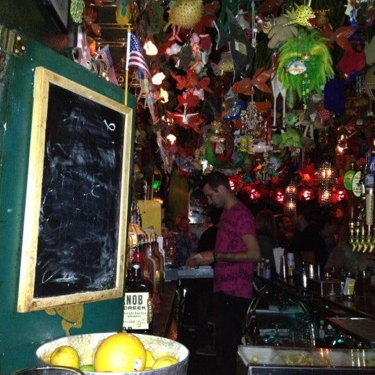 Photo taken at The Cubbyhole Bar by Ruggero M. on 10/22/2012