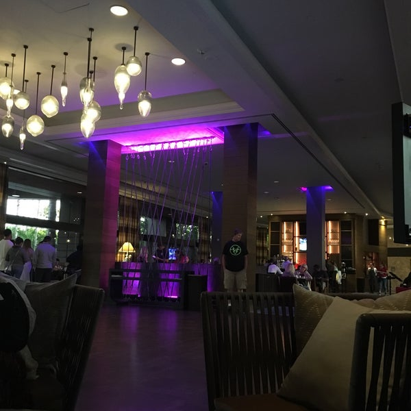 Photo taken at Marina Del Rey Marriott by Faisal on 7/5/2017