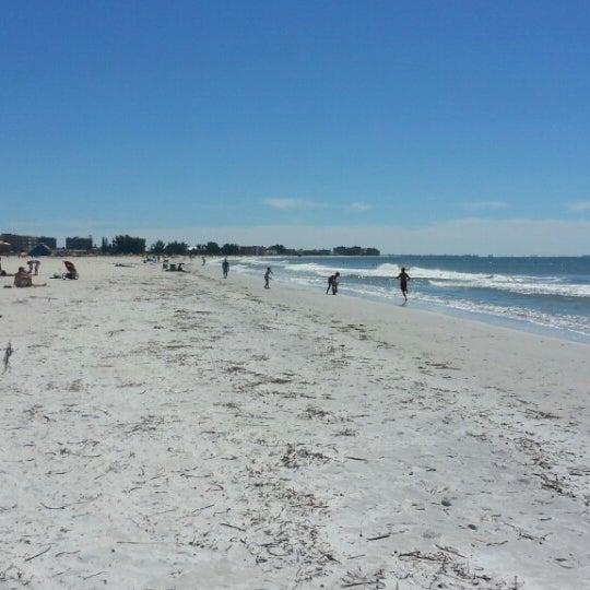 Treasure Island Beach: City Of St. Petersburg Municipal Beach At Treasure Island