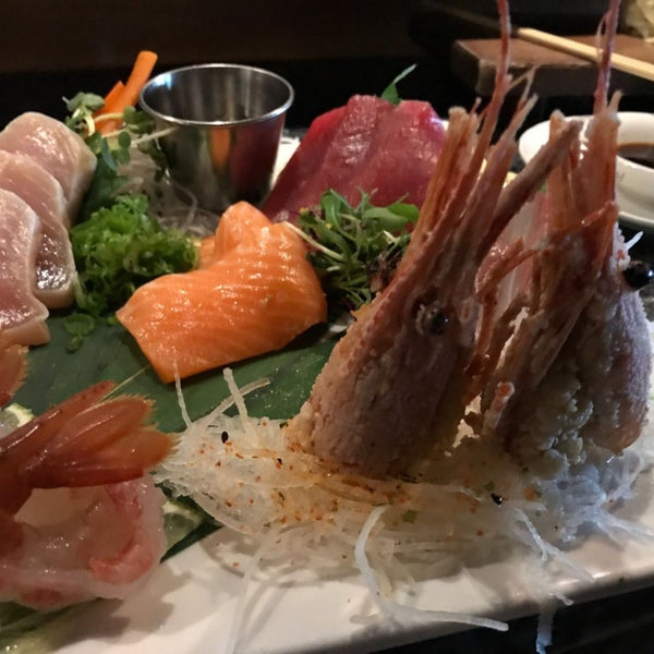 Photo taken at Harney Sushi by Daniel I. on 7/11/2017