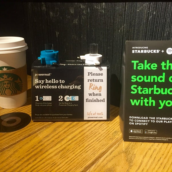Photo taken at Starbucks by John R D. on 1/19/2016