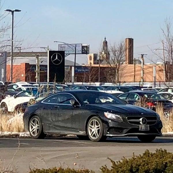 Photo Taken At Fletcher Jones Mercedes Benz And Audi Service Center By John  R