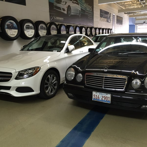 Loeber Motors Auto Dealership In Lincolnwood