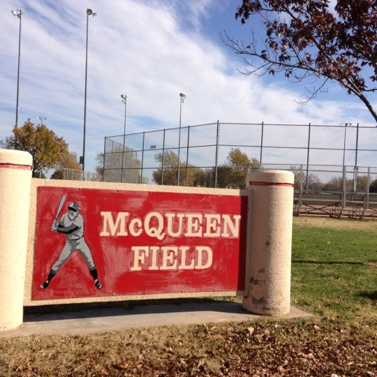 Mcqueen Fields Carey Park
