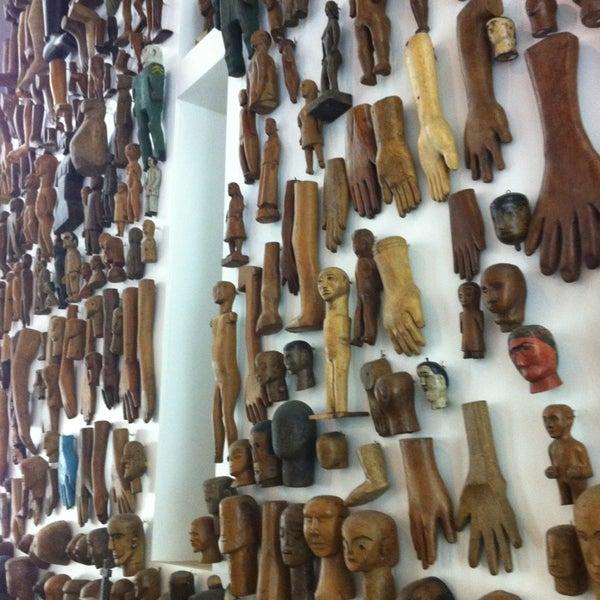 Foto tirada no(a) Museu Afrobrasil por Darlan F. em 2/16/2013