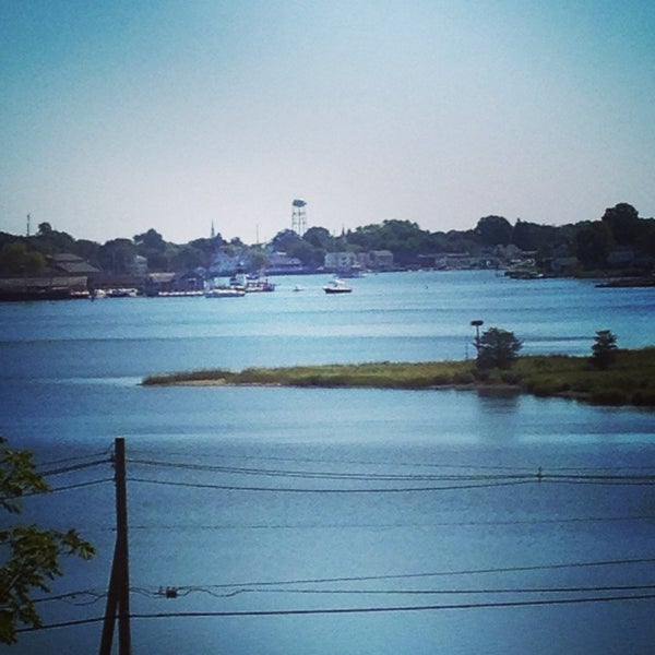 Photo taken at Mystic, CT by Alexis Marie D. on 9/18/2014