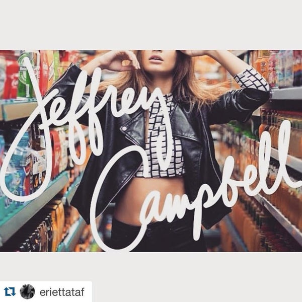 Photo taken at Favela for Jeffrey Campbell by Favela f. on 8/27/2015