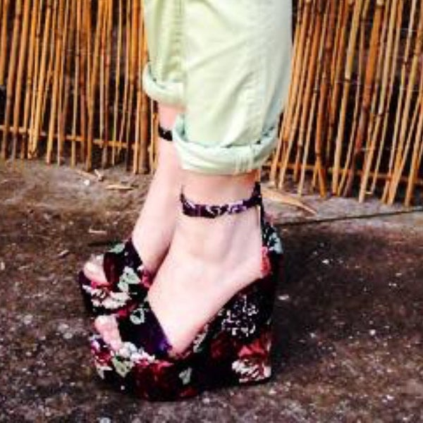 Photo taken at Favela for Jeffrey Campbell by Favela f. on 4/6/2015