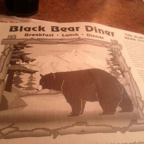 Photo taken at Gilbert Black Bear Diner by Russ F. on 8/25/2013