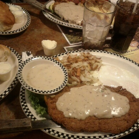 Photo taken at Gilbert Black Bear Diner by Russ F. on 1/18/2013