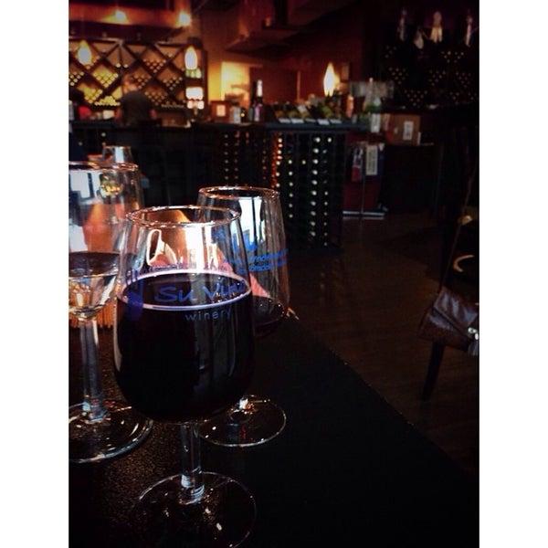 Photo taken at Su Vino Winery by Irene V. on 6/26/2014