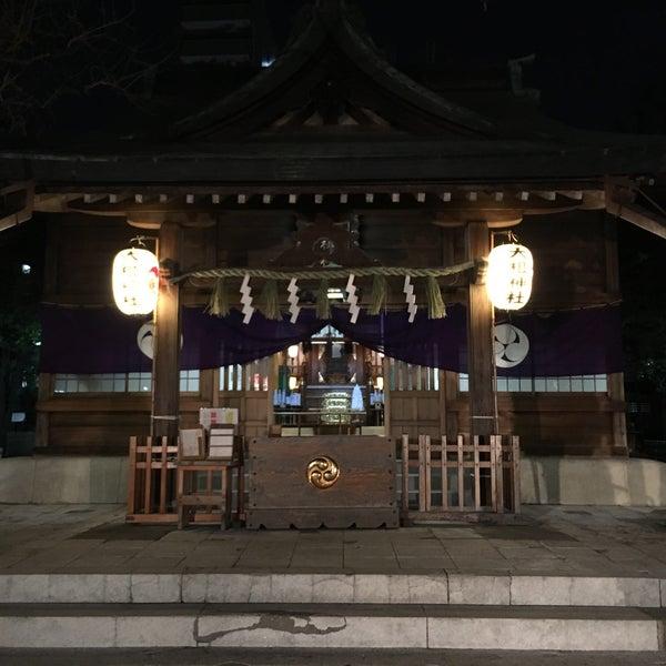 Photo taken at 大塚天祖神社 by Keisuke A. on 1/7/2017