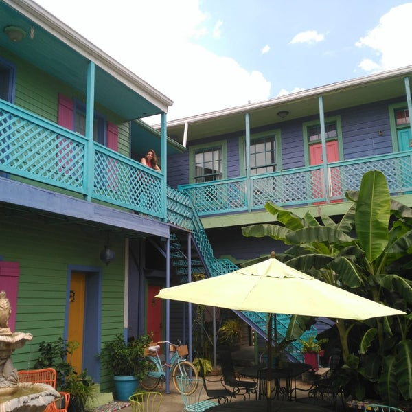 Creole gardens bed and breakfast hotel new orleans lower - Creole gardens guesthouse and inn ...