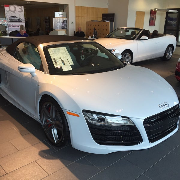 Photos At Tom Wood Porsche Auto Dealership In Keystone At The Crossing - Tom wood audi
