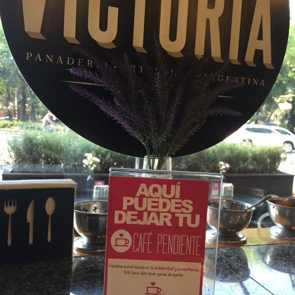 Foto tomada en Panaderia La Victoria por Alejandro M. el 1/23/2016