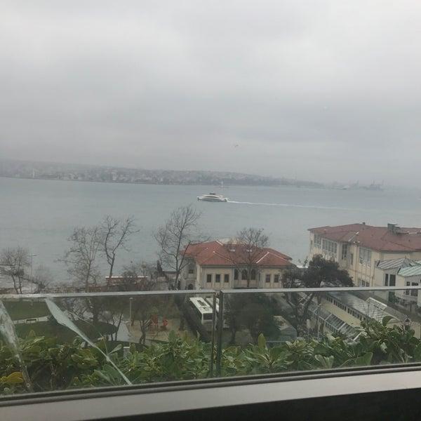 2/17/2018 tarihinde ❤Farnaz A.ziyaretçi tarafından Anjer Hotel Bosphorus'de çekilen fotoğraf