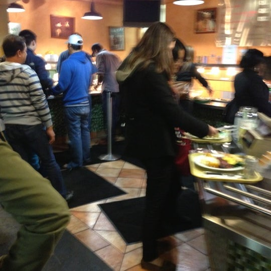 Photo taken at Pampas Grill Farmers Market by Jamez on 11/3/2012