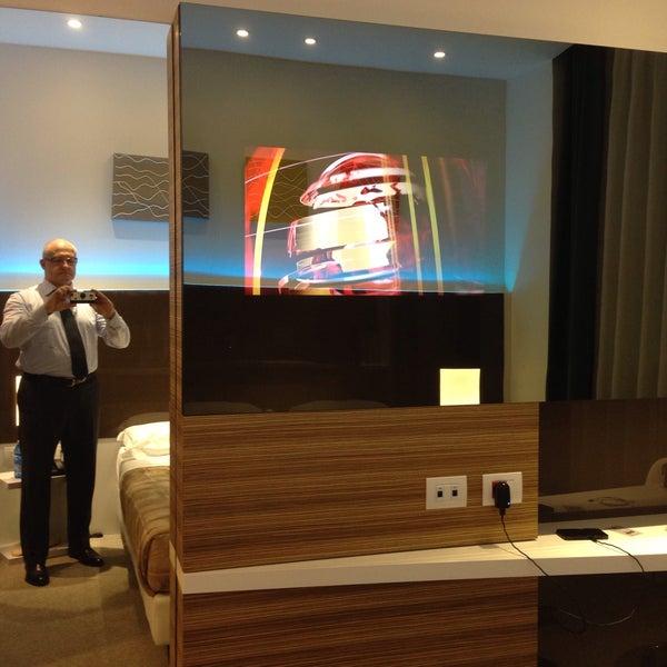 Foto scattata a Hotel Arcimboldi da Massimo P. il 1/23/2015