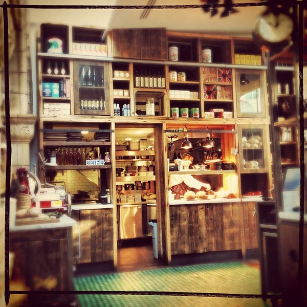 Bishopsgate Kitchen Menu